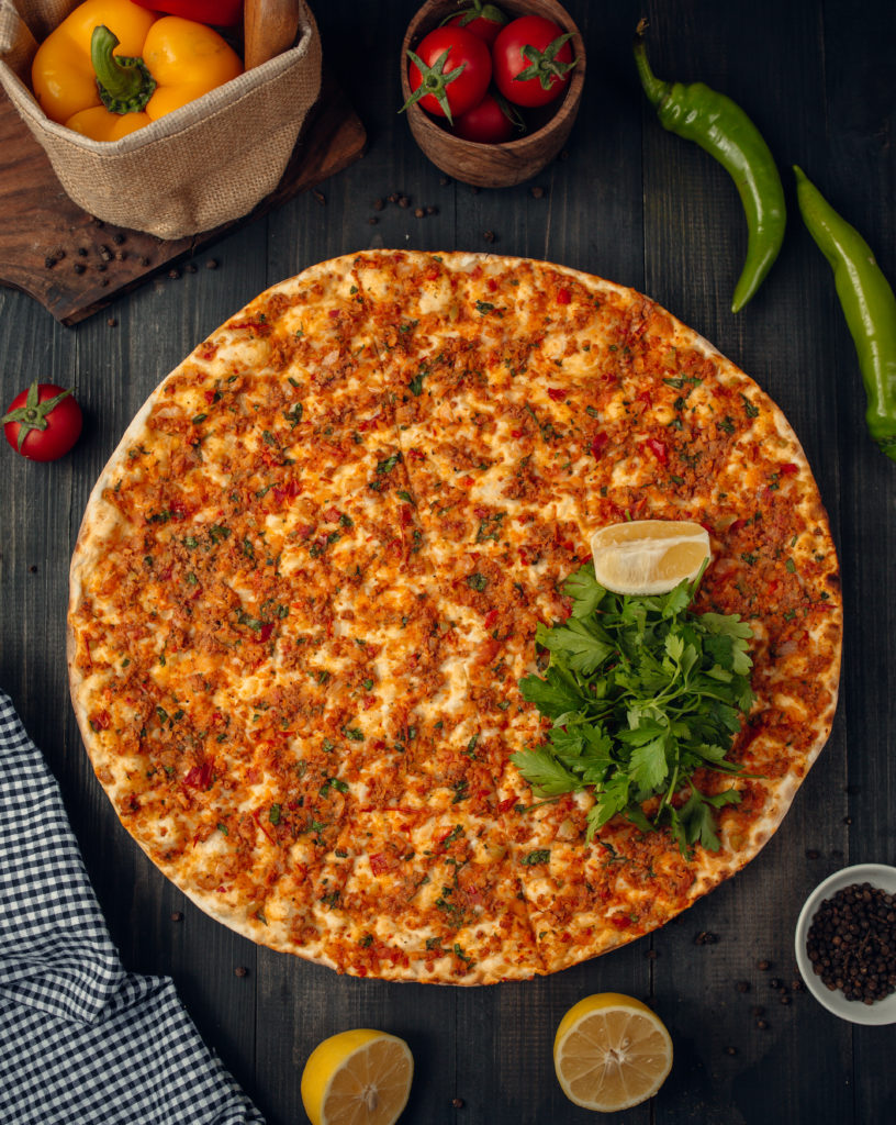 La pizza arménienne